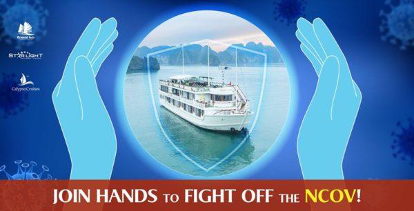 Oriental Sail tích cực phòng chống dịch Covid 19